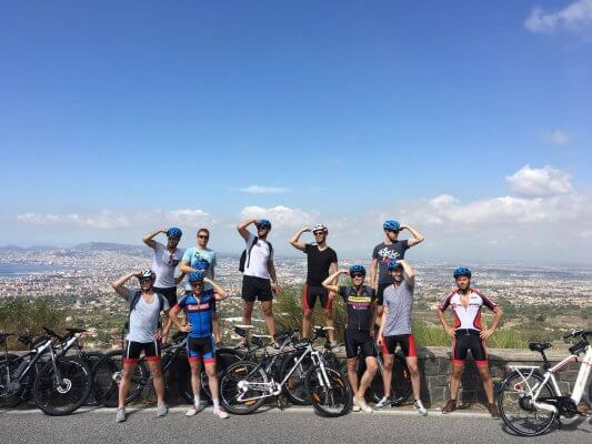 Fahrradverleih Neapel