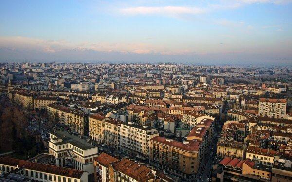Fahrradverleih Turin