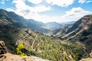Road cycling Tour Gran Canaria