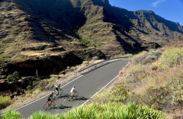 Road cycling Tour Gran Canaria