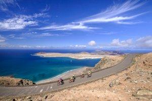 Road Cycling Holiday Lanzarote