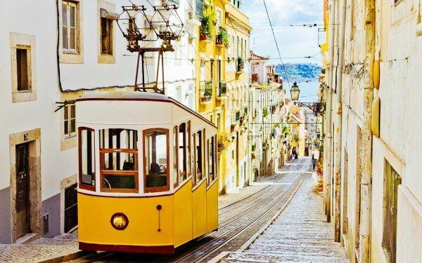 Fahrradverleih Lissabon