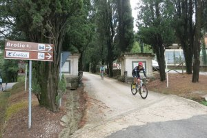 Eroica Cycling Trip
