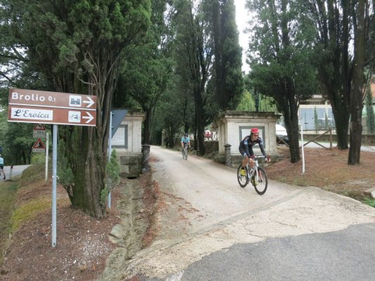 L'Eroica Trip - Chianti 2019