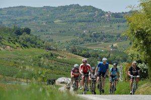 Road cycling tour Emilia-Romagna