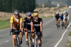Cycling Tour South Island New Zealand