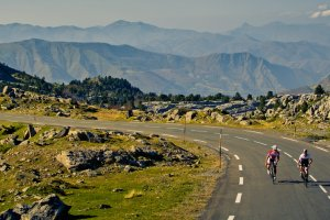 Road bike Holiday Spanish Pyrenees
