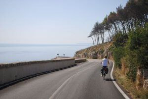 Salento cycling tour