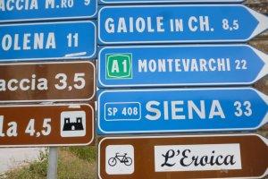 Fahrradverleih Chianti-miet ein Fahrrad