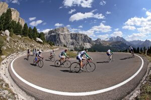 Italian Alps Cycling Tours