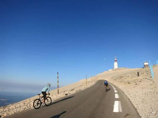 Fietsverhuur Mont Ventoux