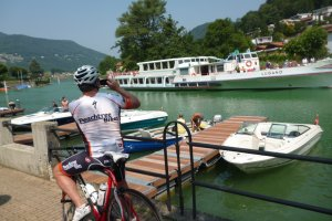 Self Guided road cycling holiday Lake Como