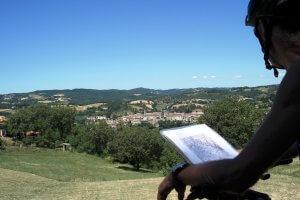 Cycling tour Umbria