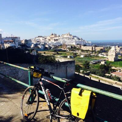 Self Guided Cycling Trip Puglia