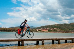 Self guided cycling Trip South West Sardinia